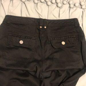 White House Black Market Pants - WHITE HOUSE BLACK MARKET CARGO PANTS